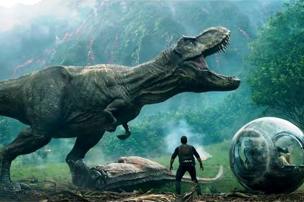 Fallen Kingdom' released its first trailer (and it's awesome)
