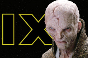 Star Wars Episode IX Snoke 2