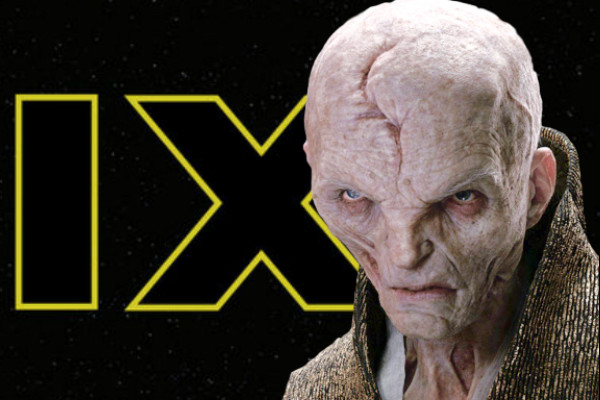Is Snoke In Star Wars Episode 9?...