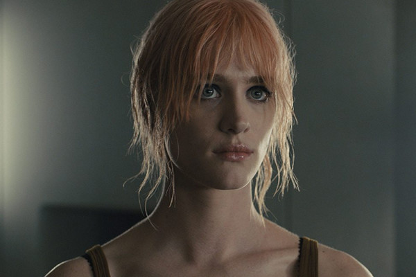 Blade Runner 2049 Mariette Mackenzie Davis