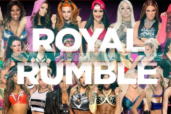 WWE announces first ever all-female Royal Rumble match