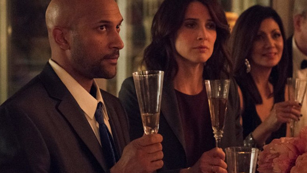 Friends From College Keegan Michael Key Cobie Smulders