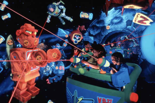 buzz lightyear star command