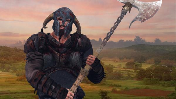 giant axeman