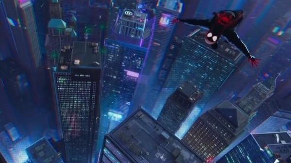 Spider-Man Into the Spider-Verse Miles Morales