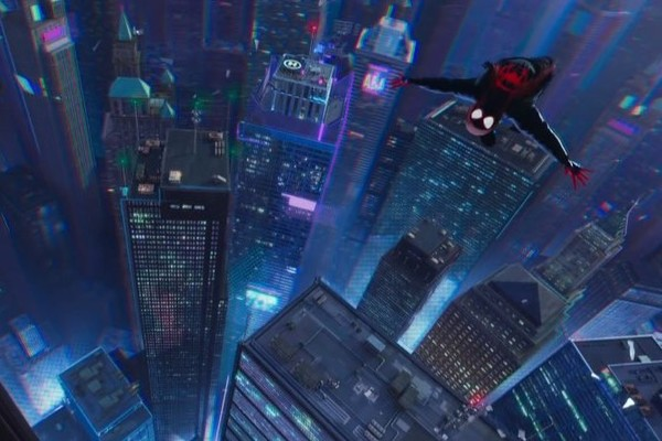 Spider-Man Into the Spider-Verse Miles Morales