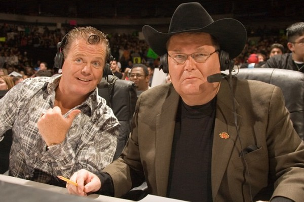 Jim Ross Jerry Lawler