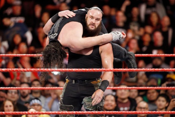 WWE Raw viewership drops