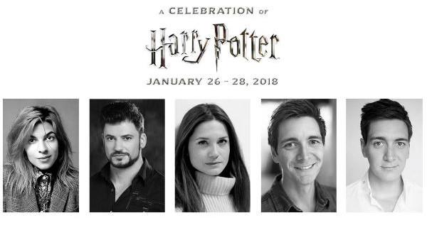 A Celebration Of Harry Potter 2018