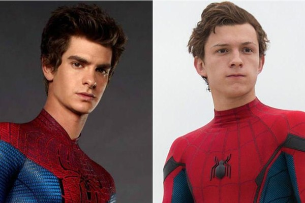 andrew garfield tom holland