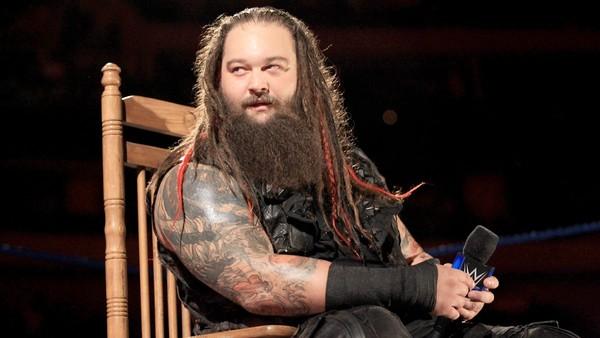 Bray Wyatt Rocking Chair