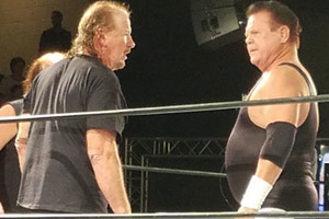 Terry Funk Jerry Lawler