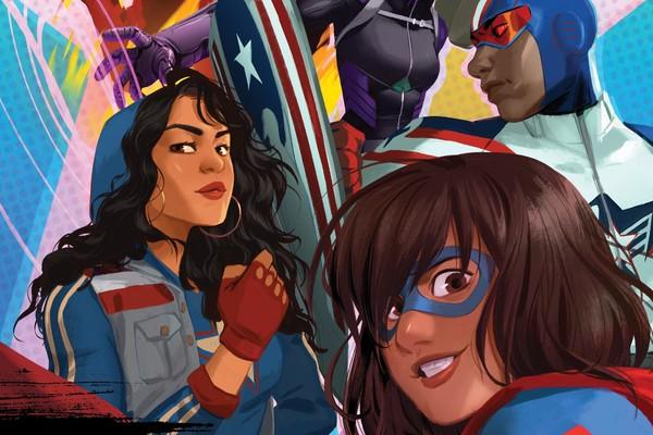 A new diversity-themed franchise rises at Marvel