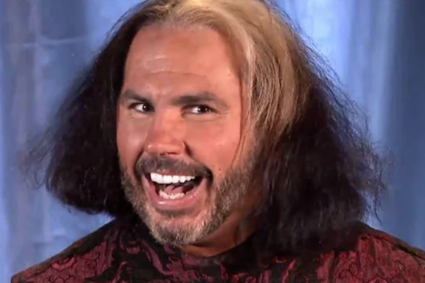 WOKEN Matt Hardy RAW