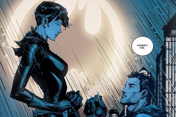 Batman 24 Catwoman