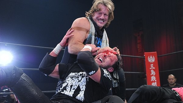 Chris Jericho Kenny Omega