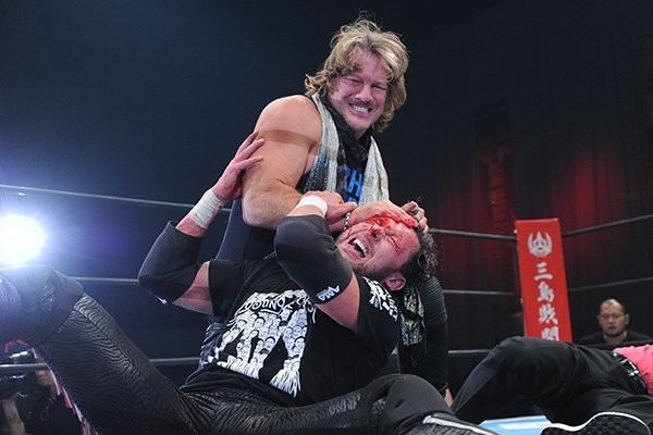 Chris Jericho Kenny Omega