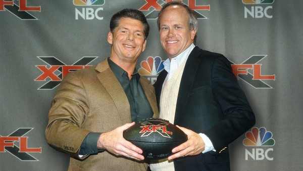 Vince XFL Ball