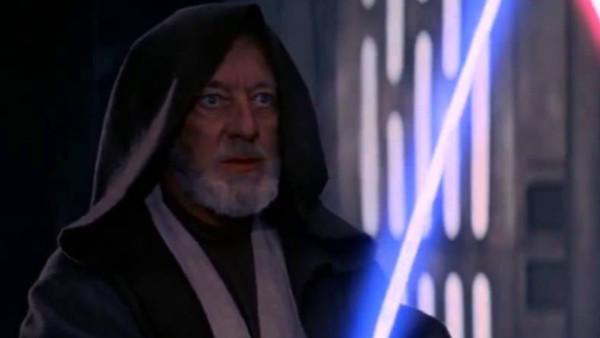 Star Wars A New Hope Obi Wan Alec Guinness