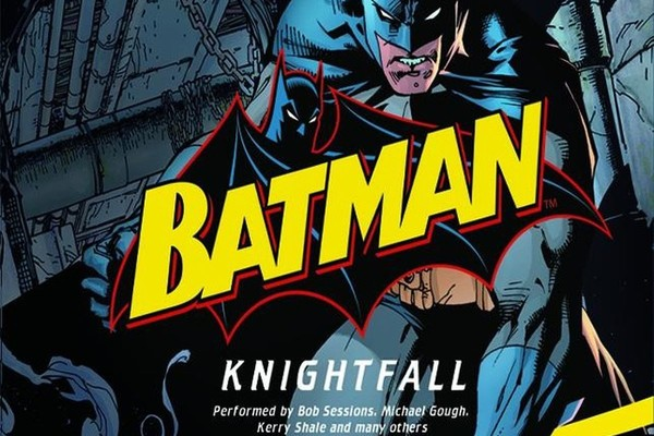 Dirk Maggs' Knightfall was released in 1994.