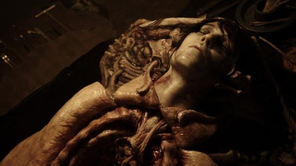 Alien Covenant Shaw