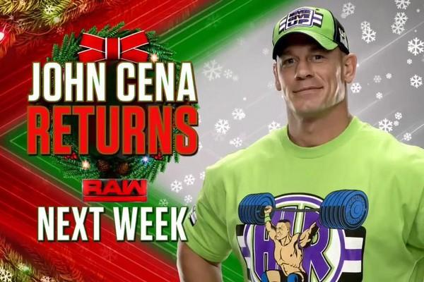 John Cena Christmas
