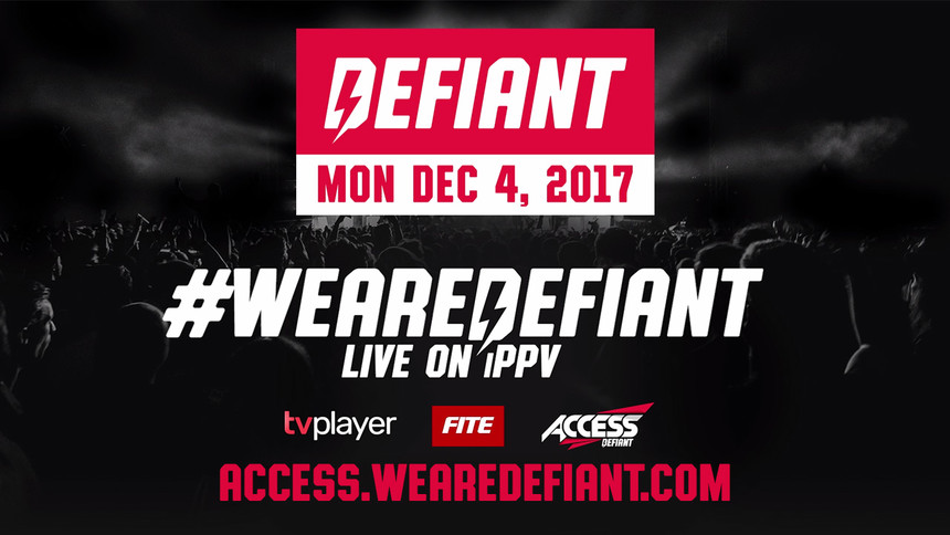 #WeAreDefiant - Full Card & How To Watch