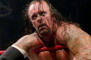 Undertaker Tired