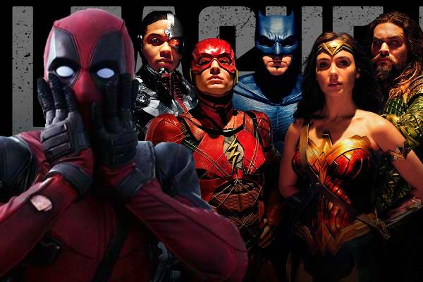 Justice League Deadpool