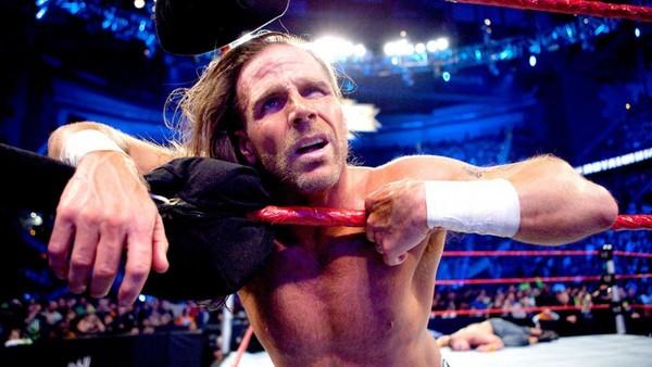 Shawn Michaels Royal Rumble 2010