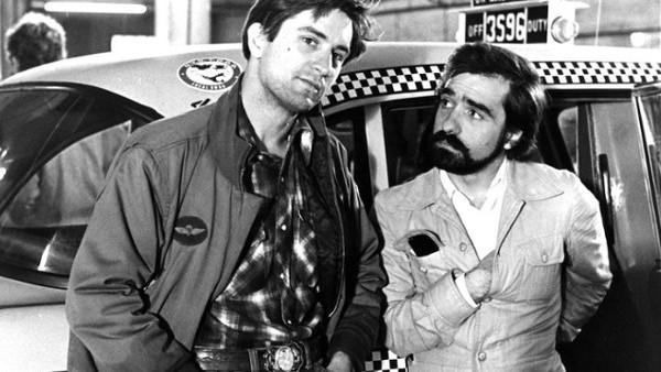 Martin Scorsese Robert De Niro Taxi Driver