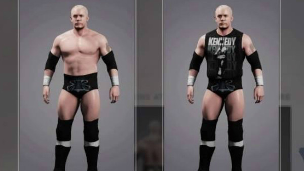 Mr. Kennedy WWE 2K18