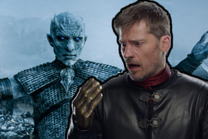 Night King Jaime Lannister 2