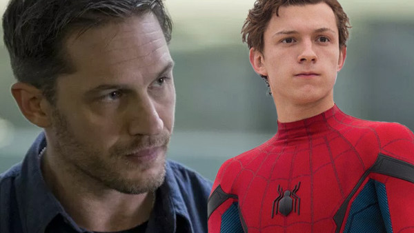 Tom Hardy Venom Tom Holland