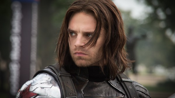 Captain America The Winter Soldier Bucky Barnes
