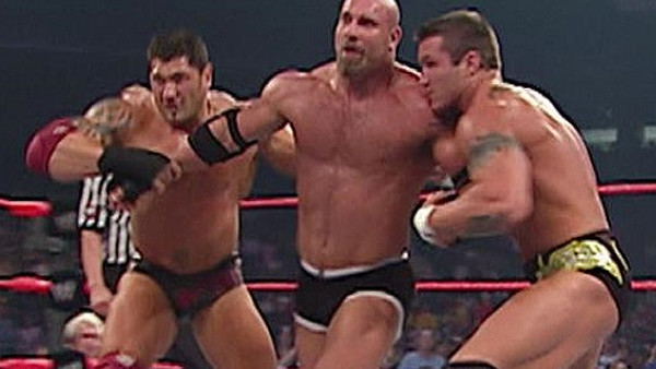 10 Wrestlers Who Beat Goldberg – Page 2