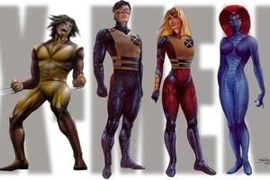 10 X-Men Movie Concept Designs Better Than What We Got