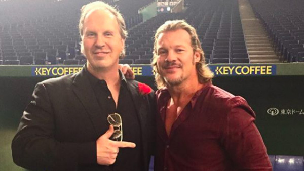 Don Callis Chris Jericho