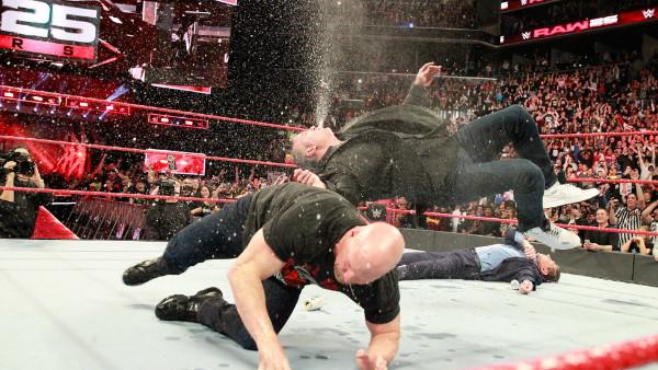 Steve Austin Shane Vince McMahon
