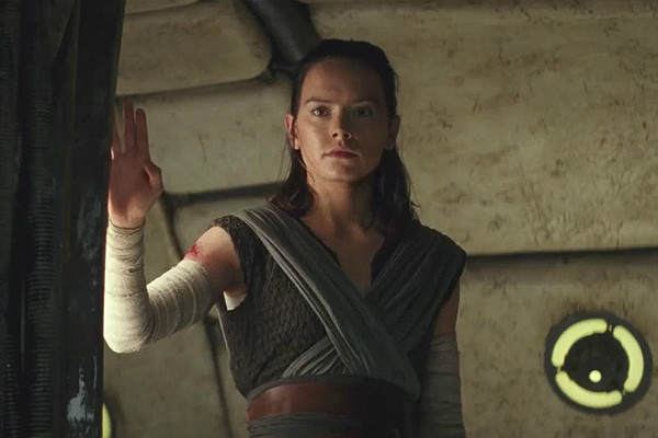 Star Wars The Last Jedi Rey Falcon