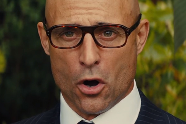 Kingsman The Golden Circle Merlin Mark Strong
