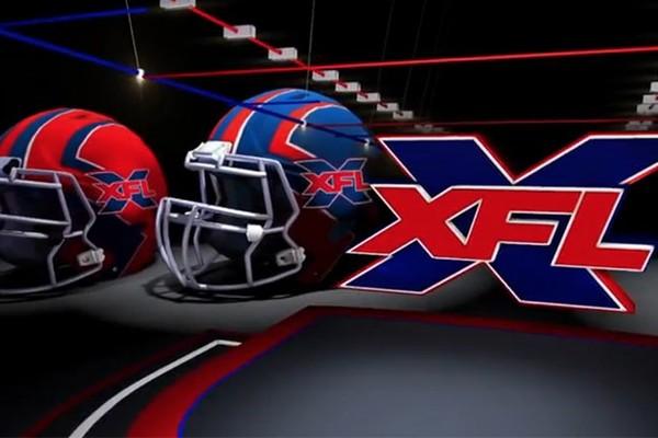 XFL New Logo