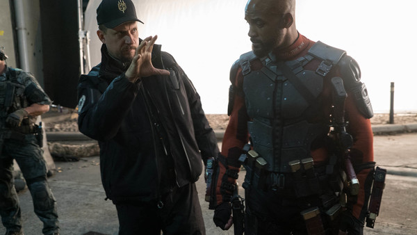 Suicide Squad David Ayer Will Smith