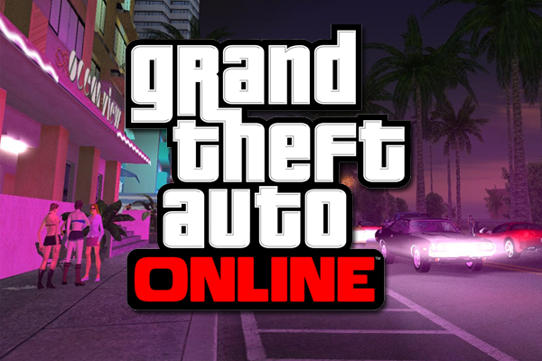 Gta Online vice city