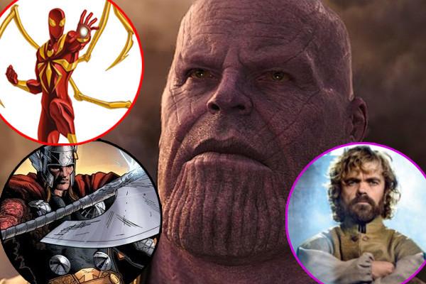 Infinity War Spoilers
