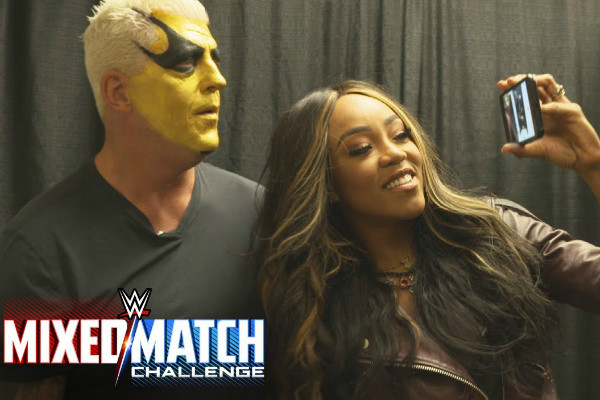 Alicia Fox Goldust