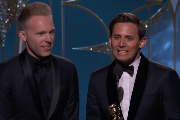 Golden Globes Greatest Showman