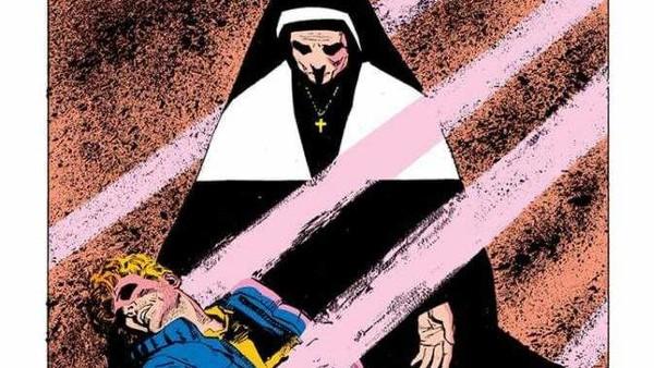 Daredevil Born Again Sister Maggie