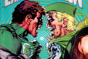 Green Lantern Green Arrow
