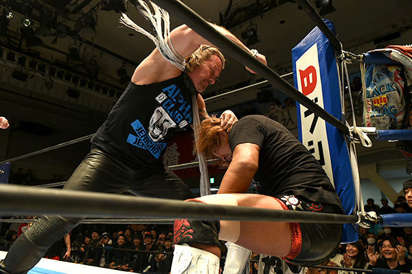 Image result for Jericho attacks Naito